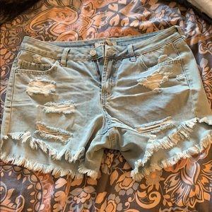 holy shorts